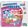 Jogo Educativo Infantil Aprendendo Inglês Nig Brinquedos 120
