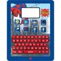 Tablet Homem Aranha Ipad Infantil Touch Jogos E Atividades