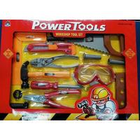 Kit Ferramentas Infantil Power Tools - Imperdível!