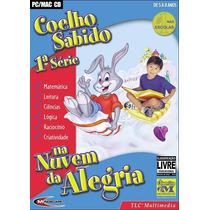 Coelho Sabido 2º Ano Antiga 1ª Série Na Nuvem Da Alegria Cdr