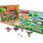 Jogo Vale Dos Dinossauros - Simque