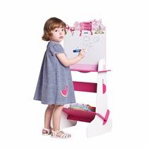 Lousa Infantil Dupla Brinquedo Didático Pedagógico Princesas