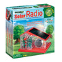 Rádio Solar Fm Placa Painel Solar Montar Brinquedo Educativo