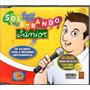 Cd Soletrando Junior 2009 Luciano Huck - Novo Lacrado Raro