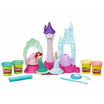 Massinha Play Doh Castelo Princesas Disney - Hasbro