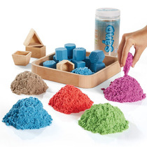 Sand - Areia Mágica De Modelar - Kinetic - Brookstone - 1kg