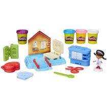 Play-doh Massinha Clínica Dra De Brinquedos - Disney Hasbro