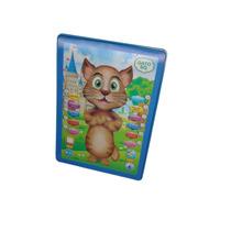 Gato Tom Falante Tablet Interativo Divertido Infantil