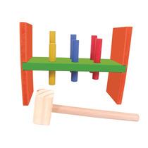 Bate Pinos - Jogos Brinquedo Educativos Pedagógico Escola