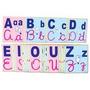 Alfabeto Do Professor Libras - 26 Placas