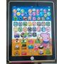 Tablet Educativo Infantil Multifunções Peppa Pig