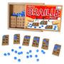 Alfabeto Em Braille Vazado Pilipili