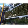 Rede De Peteca Básica (lazer) (7,00m X 0,5) 4 Faixas