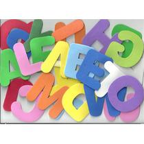 Alfabeto Completo Em E.v.a. 7cm Cada Letra - Frete Grátis