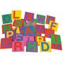 Alfabeto Em Eva Alfabetizacao Educativo Pedagogico