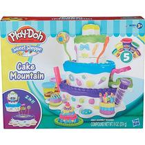 Play Doh Playset Fabrica De Bolos Hasbro A7401 9378
