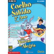 Cd Rom Coelho Sabido 2 Ano - Na Nuvem Da Alegria
