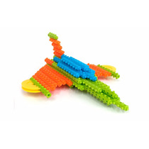 Pinos Mágicos 500 Peças Nina Brinquedos Educativos