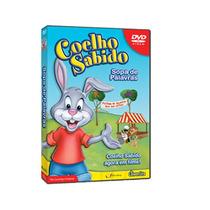 Dvd Educativo Coelho Sabido Sopa De Palavras - Divertire +nf
