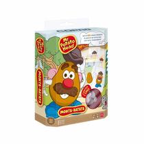 Jogo Mr. Potato Head Monta Sr. Cabeça De Batata Copag + Nf