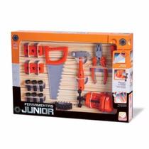 Brinquedo Kit Ferramentas Junior Silmar