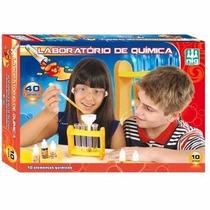 Jogo Educativo Laboratório De Química Nina Brinquedos