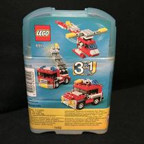 Lego Creator 3 Em 1 - Original & Lacrado Helicóptero + Carro