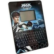 Tablet Max Steel Candide Max Pad 8045 Com 80 Atividades -