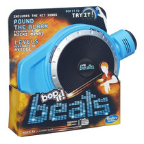 Jogo Bop It Beats Músicas Nick Minaj E Levels - Hasbro !!!