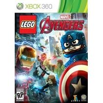 Patch Lego Marvels Avengers Pt-br X360 - Lt3.0