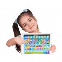 Tablet Didático C-pad Calesita Touch Screen 8202