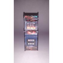 Miniatura Fliperama Diorama Maquina Arcade Mortal Kombat Il