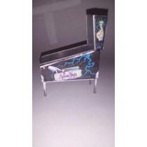 Miniatura Fliperama Diorama Maquina Pimball Familia Addans