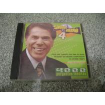 Cd Rom - Show Do Milhao 4 Silvio Santos Jogo Interativo