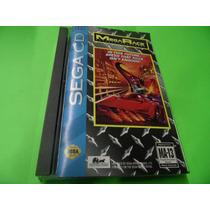Mega Race Original Sega Cd