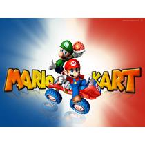 Kit Mario Kart Arcade Simulador Corrida ** Lançamento **