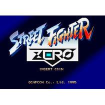 Street Fighter Zero Placa B Capcom Cps2 Jamma Fliperama!