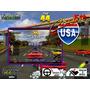Kit Multicarros 25 In 1 Arcade (sim. De Corrida) Arcade