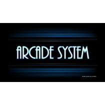 Interface Multijogos Arcade Ou Pc, A Mais Linda Daqui !!!