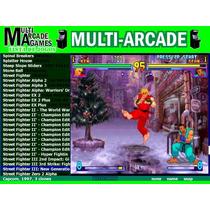 Multijogos Arcade