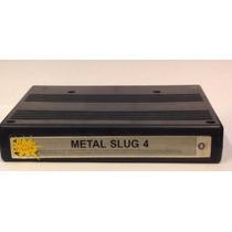 Cartucho Neo Geo Metal Slug 4plus