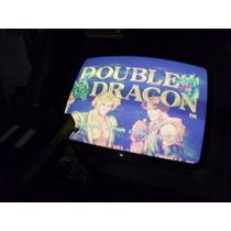 Double Dragon Cartucho Neo-geo Snk Mvs Fita Fliperama Arcade