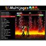 Multijogos Arcade Fliperama Mil Jogos Zinc Cps3 Model Neogeo