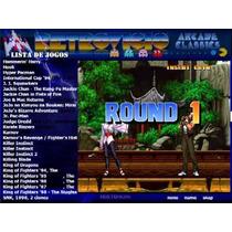 Multijogos (arcade) 6 Mil Jogos (snes + Fliperama E Outros)