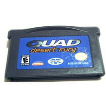 Quad Desert Fury Original Nintendo Ds Gba Game Boy Advance