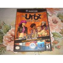 The Urbz Completo Game Cube E Wii Americano