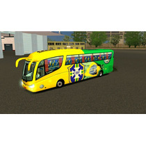 Patch Mod Bus 18 Wheels Of Steel V. 2014 Simulador De Ônibus