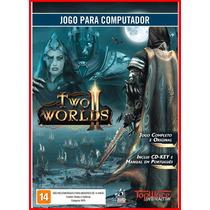 Jogo Game Novo Original Lacrado Two Worlds 2 Pc Frete Grátis