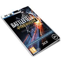 Battlefield 3 Premium Pc Origin - Original Bf3 Premium Pack