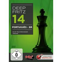 Deep Fritz 14 + Engine Komodo 8 - Idioma Português/br